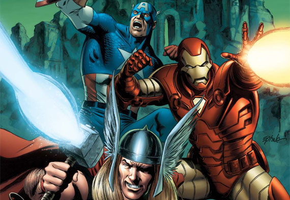 avengers roster characters iron man thor captain america2 How Iron Man & Thor Can Play Together In The Avengers