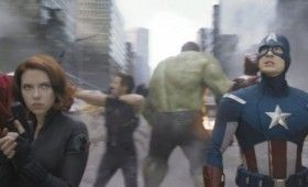 avengers second trailer 280x170  The Avengers Trailer: Superheroes, Mad Gods & Alien Armadas