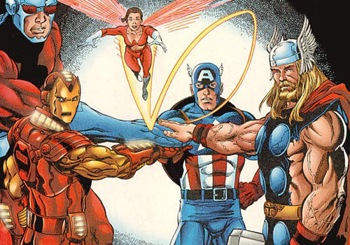 avengers thor iron man captain america Whedon Re Writing Avengers & Captain America Scripts [Updated]