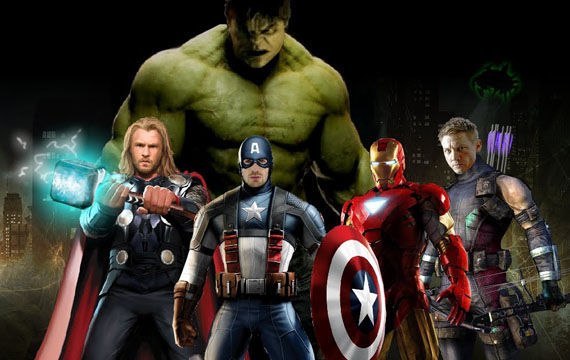 avengers thor movie characters cameos The Avengers: New Kree/Skrull Rumors Surface