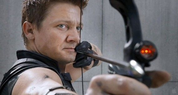 avengers trailer084 570x306 Hawkeye gets a bead on someone in The Avengers