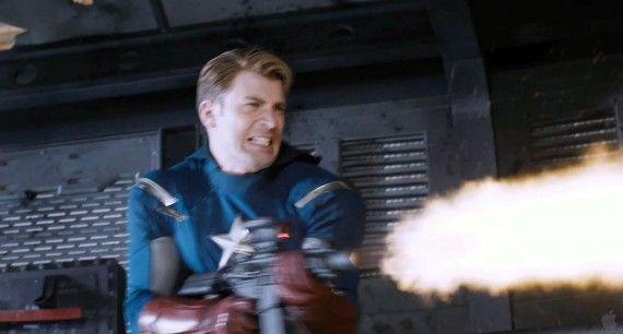 avengers trailer089 570x306 Captain America goes full bore in The Avengers