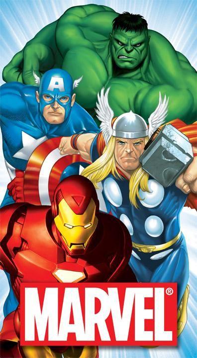 Avengers movie Roster poster
