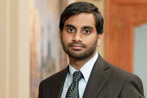 aziz ansari parks and recreation Aziz Ansari To Host 2010 MTV Movie Awards?