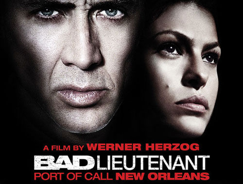 bad lieutenant port of call new orleans trailer New Official Trailer For Werner Herzogs Bad Lieutenant