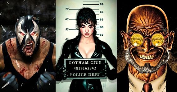 bane catwoman hugo strange in the dark knight rises No Truth to Robin Williams Playing Hugo Strange in Dark Knight Rises