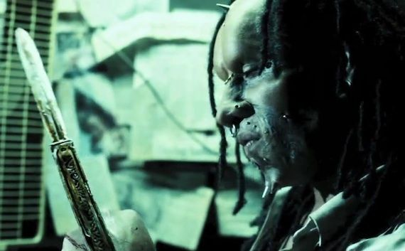 baraka mortal kombat rebirth First Image of Baraka in Mortal Kombat Web Series? [Updated]