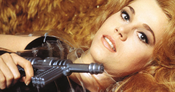 barbarella tv show Drive Director Developing 'Barbarella TV Series