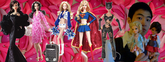 barbie collage Universal to make a Live Action Barbie Movie