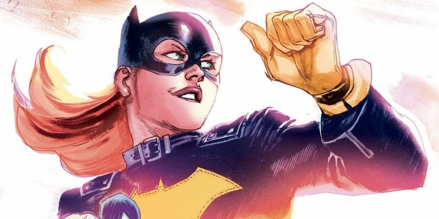 DC Comics Rebirth - Batgirl