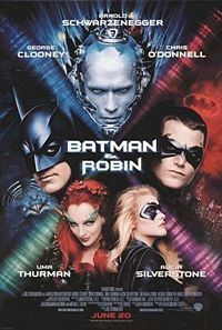 batman and robin George Clooney: Movie Star