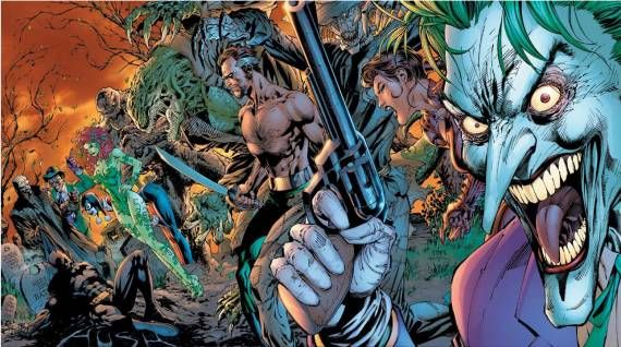batman rogues gallery 01 The Dark Knight Rises Could Feature Another Major Villain