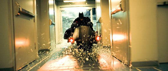 batpod The Dark Knight IMAX Review