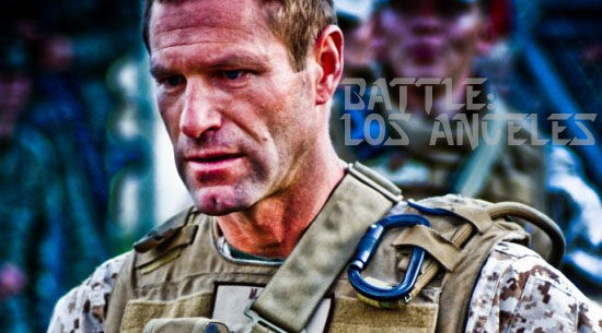 battle los angeles movie Check Out Aaron Eckhart in Battle: Los Angeles