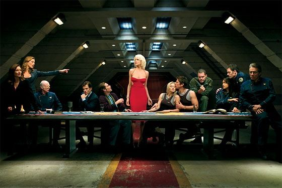 battlestar galactica Syfy Producing Two Hour Pilot For Battlestar Galactica: Blood And Chrome