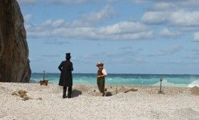 beach cloud atlas 280x170 Cloud Atlas Images: The Wachowskis & Tom Tykwer Examine the Circle of Life