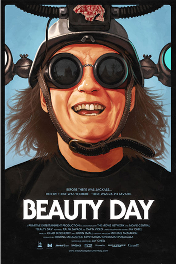 beauty day poster Movie Poster Roundup: Conan the Barbarian, Real Steel & More