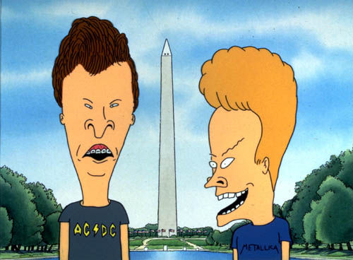 beavis and butt head Beavis and Butt Head: The Sequel?