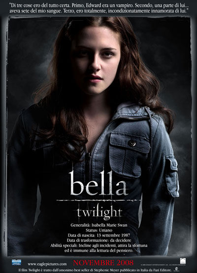 choose twilight wanna vampire