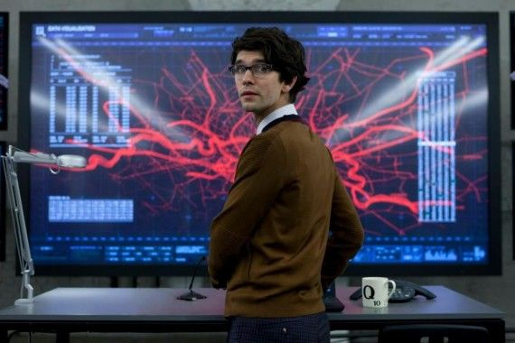 ben whishaw q skyfall 570x380 Ben Whishaw as Q in Skyfall