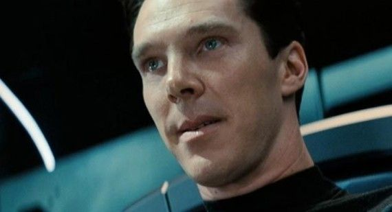 benedict 570x309 'Star Trek Into Darkness': Simon Pegg & John Cho on Spoilers, Star Trek 3, & Star Wars