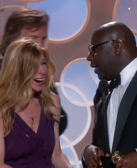 2014 Golden Globe Best Moments - 12 Years a Slave