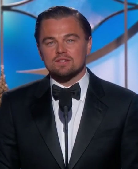 2014 Golden Globe Best Moments - Wolf of Wall Street