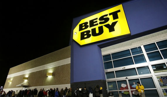 best buy dvd sales store front Best Buy to Begin Phasing Out DVDs this Holiday Season