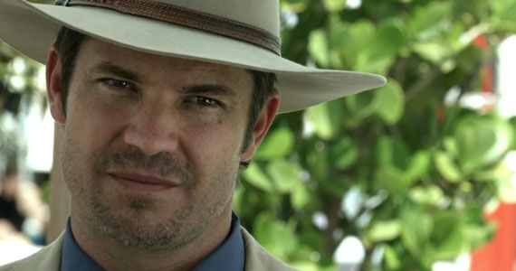 best tv moments 2010 justified rayland givens The Best TV Moments of 2010