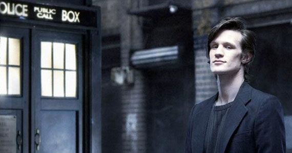 best tv moments 2010 matt smith doctor who The Best TV Moments of 2010
