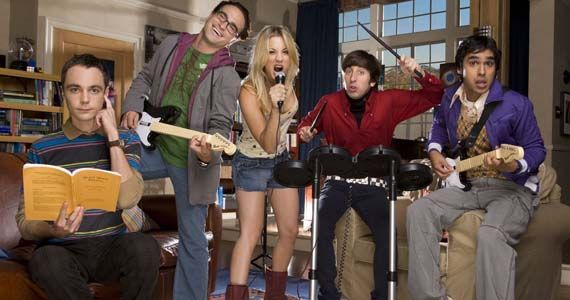 big bang theory cast The Big Bang Theory Gets 3 More Seasons; Raising Hope Renewed