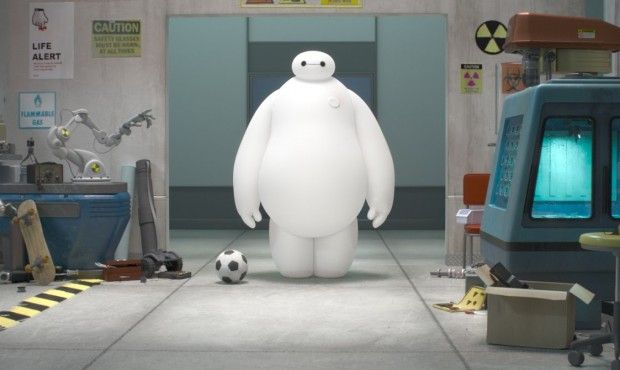 big hero 6 baymax 620x370 Disney/Marvels Big Hero 6 Images; First Trailer Debuts This Week