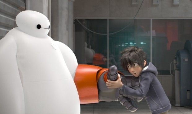 big hero 6 hiro hamada baymax 620x370 Disney/Marvels Big Hero 6 Images; First Trailer Debuts This Week