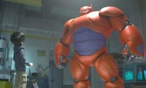 Big Hero 6 (Teaser)