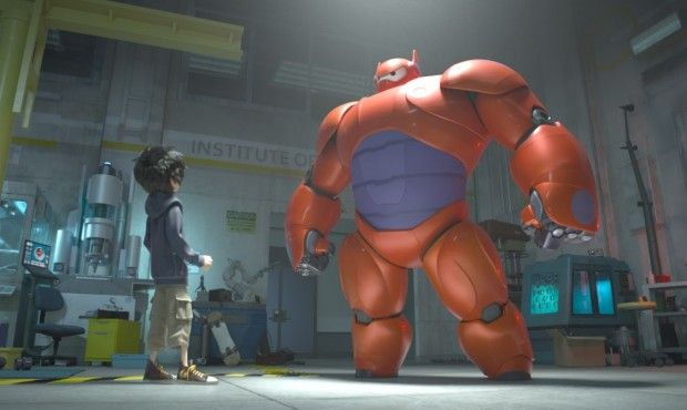 big hero 6 movie armored baymax 620x370 Disney/Marvels Big Hero 6 Images; First Trailer Debuts This Week