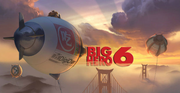 big hero 6 movie images trailer Disney/Marvels Big Hero 6 Images; First Trailer Debuts This Week