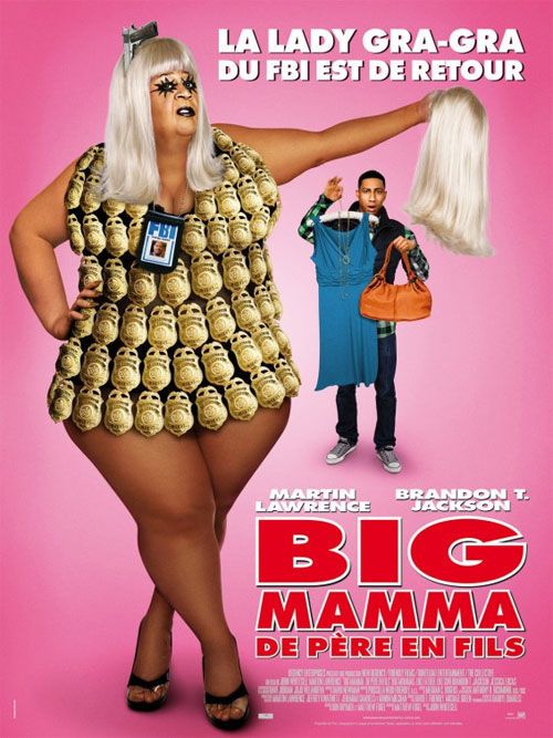 Big Mommas: Like Father, Like Son Movie Poster
