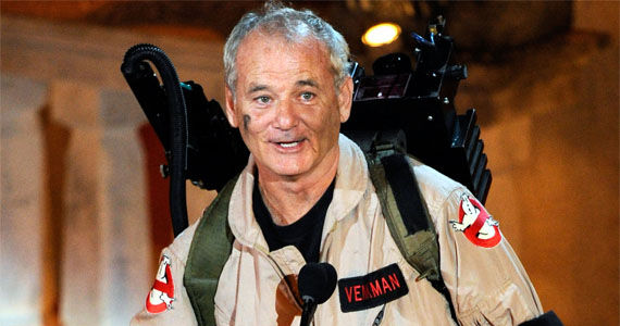 bill murray ghostbusters 3 Bill Murray Says Ghostbusters 3 Is Still A Possibility