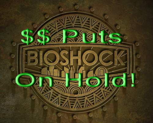 bioshock movie money BioShock Movie On Hold   Whats Verbinski To Do?
