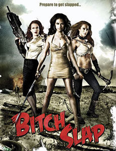 Poster for Bitch Slap movie