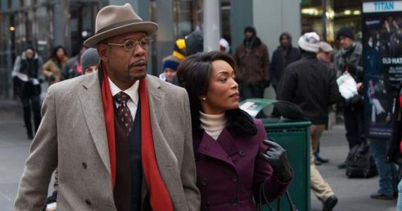 black nativity forest whitaker angela bassett Black Nativity Review