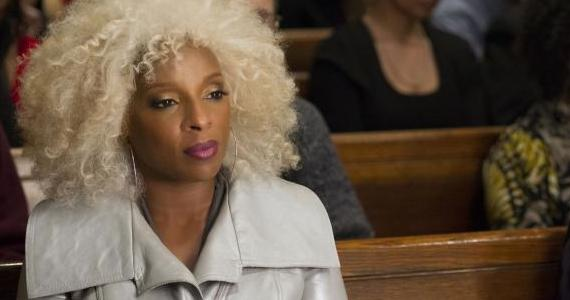 black nativity mary j blige Black Nativity Review