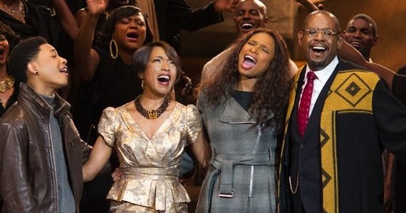 black nativity trailer Black Nativity Trailer: Jennifer Hudson Sings Christmas Carols