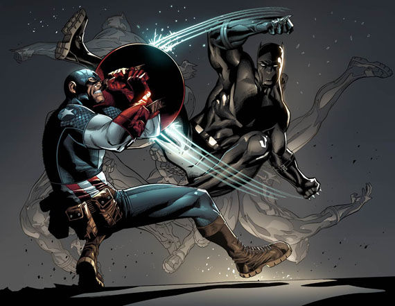 black panther captain america avengers movie Marvels Black Panther Movie Has A Writer!