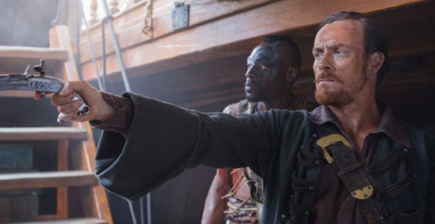 black sails season premiere flint 1 Black Sails Series Premiere Gives the World of Pirates a Fresh Look