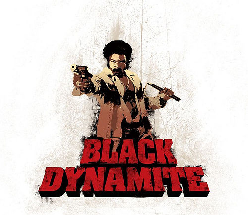 blackdynamite Black Dynamite Blowing Up on Screens Big and Small!