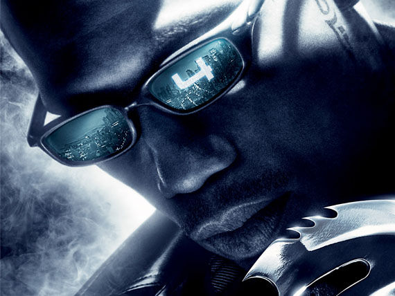 blade 4 wesley snipes Wesley Snipes In For Blade 4 If Script is Right