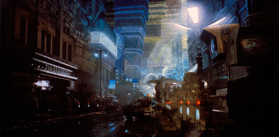 blade runner city 01 After Nolans Dark Knight Rises: A Dark Knight Returns Movie?