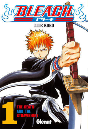 bleach manga 1 Bleach Manga Attracts Warner Bros.