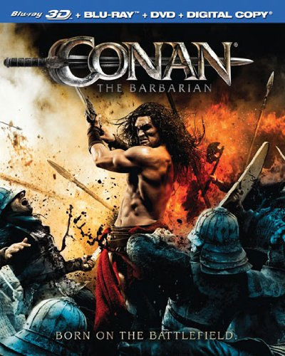 blu conan DVD/Blu ray Breakdown: November 22, 2011